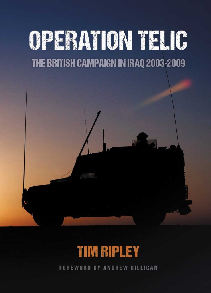 Operation Telic by Tim Ripley